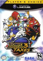 Sonic Adventure 3: Tax Edition by QuanticChaos1000