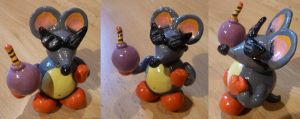 Mouser Figurine by Jelle-C