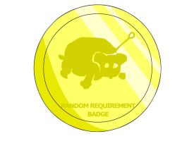 Random Requirement Badge by RyuPointGame