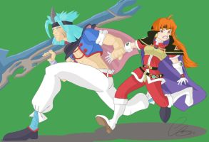Slayers by Sephie-monster