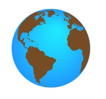 Earth Vector by coleg