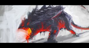 Speed Paint 8 by SamTheConceptArtist