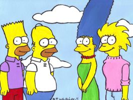 The Simpsons 2010 by DJgames