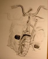 RISD Bicycle by huxtiblejones