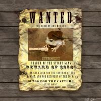 WANTED by mishkuu