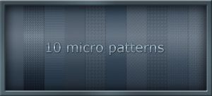10 micro patterns by paramak