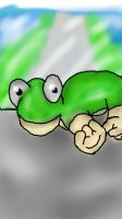 frog by Terohime