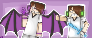 You Wanna Fight Enderlox? -CE- by 1WebRainbowe1