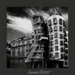 Dancing House by kmasda