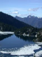 snow lake 3 by crazytmac