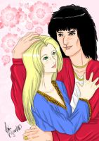 Freddie and Mary for Roo by HappyChupacabra