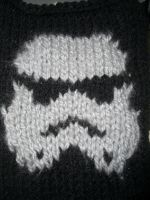 stormtrooper by SYNtheticPoetic