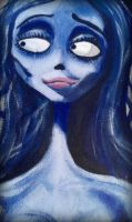 The Corpse Bride by marlainawho
