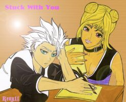 Stuck With You by Revy11