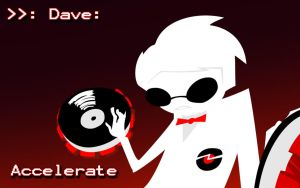 Dave: Accelerate Wallpaper by Mattox33