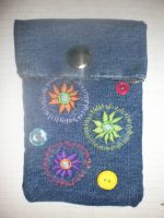 Bag for my camera and phone 2 by AnaturalBeauty