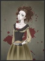 Mrs. Lovett by AskaSama