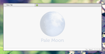 Minimal Pale Moon with Stylish by hundone