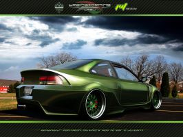 Honda Civic Si Vol.2. by Flameks