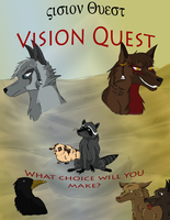 Vision Quest poster by PeculiarChildofGod