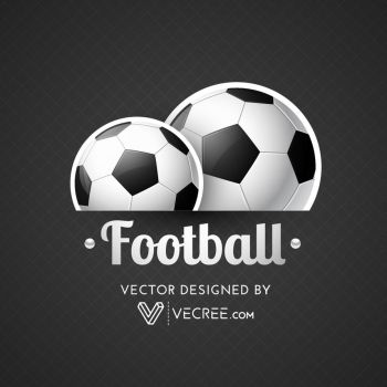 Football Theme Design Free Vector by vecree
