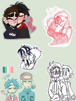 wow look at all these homos by xXTheHappyMachineXx