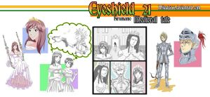Eyeshield 21_Medieval tale by Milady666