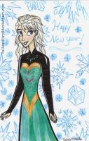 Happy New Year! by Zamayn