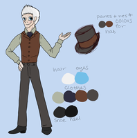 A Character Contest Entry by CursedFire