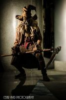 Scarecrow cesar vivid photography by SmilexVillainco