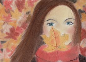 Fall is here by mariacag