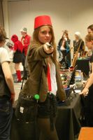 Dr Who cosplay by Dawnbringer747