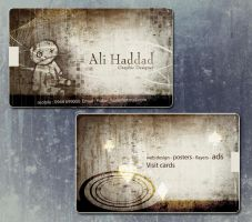 My Visit Card by Pein-Dono