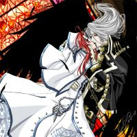Trinity Blood: Tender Sin by Nardhwen