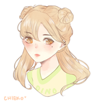 DOODLING CUTE OCS FIILS YOU WITH DETERMINATION by niunaii