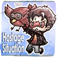 Hostage Situation by CrimsonEscapist