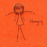 No.8: Hungry by PnJLover
