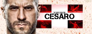 Antonio Cesaro Facebook Cover by AYB12 by AyBenoit12