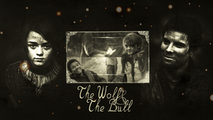 The Wolf and The Bull by DarkPixieTears