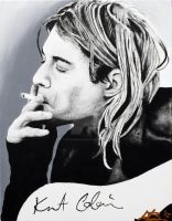 Kurt Cobain by SurvivorMyke