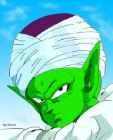 Piccolo by misspsyb