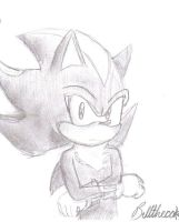 Shadow the Hedgehog by OctoberReign