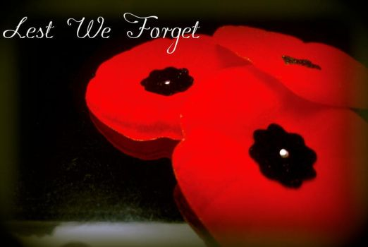 Lest We Forget by Nightmareswithin