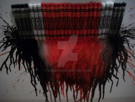 Crayon Art VI by Sheik2000