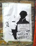 Watson's Warriors poster by Graphitekind