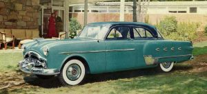 age of chrome and fins : 1952 Packard by Peterhoff3