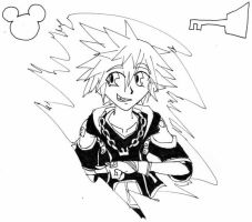 Sora Pic by bluecrysto