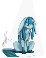 Glaceon by Tartii