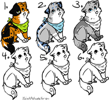 Pup adopts by Icey-adopts