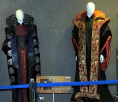 doctor who props and  sets cardiff costume by Sceptre63